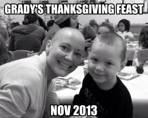 Grady Thanksgiving 2013